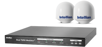 Контроллер Intellian Dual TV Antenna Mediator